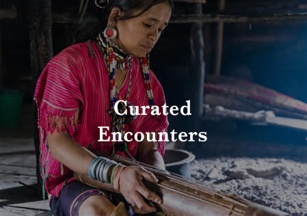 Curated Encounters